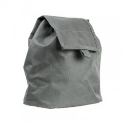 NcSTAR - CVFDP2935U - NcStar CVFDP2935U 8-1/2-Inch x 7-1/2-Inch VISM Folding Dumb Pouch, Urban Gray