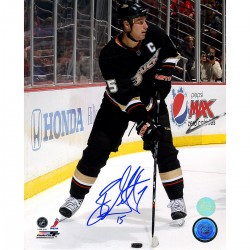 Steiner Sports - GETZPHS008002 - Ryan Getzlaf Anaheim Ducks Signed Captain 8x10 Photo (AJ Sports Auth)