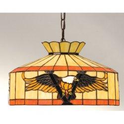Meyda - 13872 - 16 Inch W Victory Eagle Swag Pendant