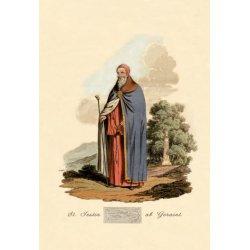 Buyenlarge - 07864-2CG28 - Saint Iestin ab Geraint 28x42 Giclee on Canvas