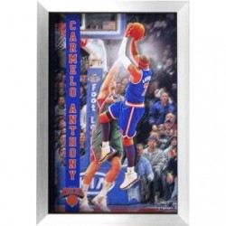 Steiner Sports - ANTHPHA020000 - Carmelo Anthony New York Knicks 3D Pop Out Framed 20x32 Collage