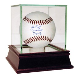 Steiner Sports - BAILBAS000002 - Homer Bailey Signed MLB Baseball w No Hitter 7-2-13 Insc (MLB Auth)