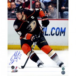 Steiner Sports - GETZPHS016000 - Ryan Getzlaf Anaheim Ducks Signed Game Action 16x20 Photo (AJ Sports Auth)