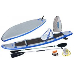 Sea Eagle - LB11K-DLX - Sea Eagle Inflatable Paddle Board 11ft Incl 6.5ft Paddle Carry Bag