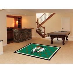 Fanmats - 9206 - NBA - Boston Celtics Rug 5x8