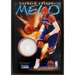 Steiner Sports - ANTHPLU000000 - Carmelo Anthony New York Knicks 4x6 JerseyShort Plaque