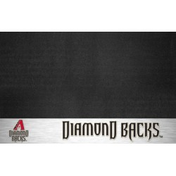 Fanmats - 12144 - MLB - Arizona Diamondbacks Grill Mat 26x42