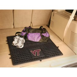 Fanmats - 10844 - Virginia Tech Heavy Duty Vinyl Cargo Mat
