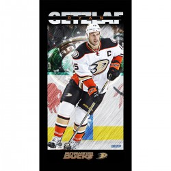 Steiner Sports - GETZPHA010000 - Ryan Getzlaf Player Profile 10x20 Framed Photo