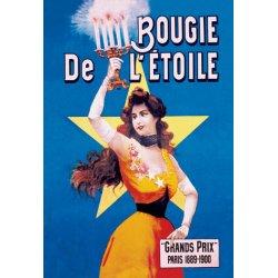 Buyenlarge - 01528-4P2030 - Bougie de L'Etoile 20x30 poster