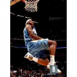 Steiner Sports - ANTHPHU008009 - Carmelo Anthony Nuggets Action in Air Reverse Dunk 8x10 (PF)