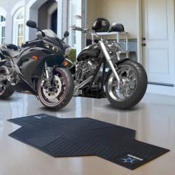 Fanmats - 15315 - Dallas Cowboys Motorcycle Mat 82.5 L x 42 W