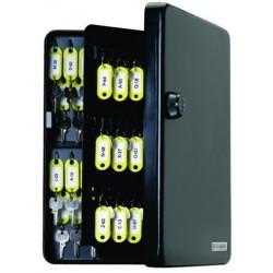FJM Security - SL-9122 - KeyGuard Combination Key Cabinet- 122 hooks