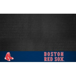 Fanmats - 12147 - Boston Red Sox Grill Mat 26x42