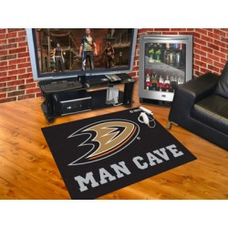 Fanmats - 14389 - NHL - Anaheim Ducks Man Cave All-Star Mat 33.75x42.5