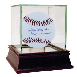 Steiner Sports - MORRBAS000004 - Jack Morris Signed MLB Baseball w 84 WS Champs Insc. (MLB Auth)