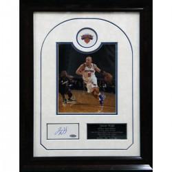Steiner Sports - KIDDPHB000005 - Jason Kidd NY Knicks Debut Autographed Chit Collage (14x20 - 7557)