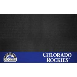 Fanmats - 12152 - Colorado Rockies Grill Mat 26x42