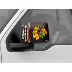 Fanmats - 12478 - Chicago Blackhawks Large Mirror Cover
