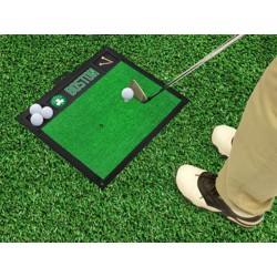 Fanmats - 15443 - NBA - Boston Celtics Golf Hitting Mat 20 x 17