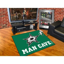 Fanmats - 14421 - Dallas Stars Man Cave All-Star Mat 33.75x42.5