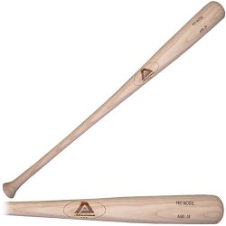 Akadema - A581-33 - Akadema A581-33 Elite Professional Grade Adult Amish Wood Baseball Bat 33 Inch