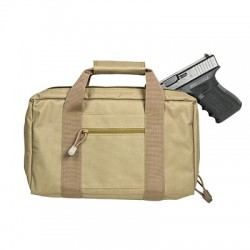 NcSTAR - CPT2903 - Vism By Ncstar Discreet Pistol Case/Tan