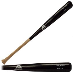 Akadema - A529-33 - Akadema A529-33 Elite Professional Grade Adult Amish Wood Baseball Bat 33 Inch
