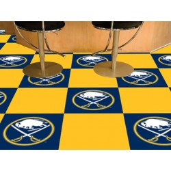 Fanmats - 10693 - Buffalo Sabres Team Carpet Tiles