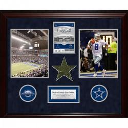 Steiner Sports - 200840953810002 - Dallas Cowboys 20x24 Final Game Commemorative Ticket Collage (Pkg B)