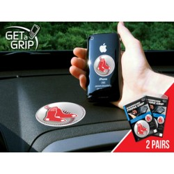 Fanmats - 13102 - Boston Red Sox Get a Grip 2 Pack