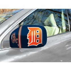 Fanmats - 13308 - Detroit Tigers Small Mirror Cover