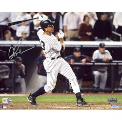 Steiner Sports - RODRPHS008094 - Alex Rodriguez ALDS Game 2 Two Run HR vs Twins Horizontal 8X10 Photo (MLB Auth)