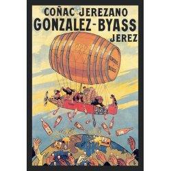 Buyenlarge - 01505-5P2030 - Conac Jerezano Gonzales-Byass 20x30 poster