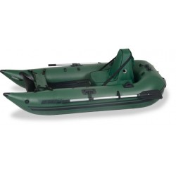 Sea Eagle - 285FPBK_DLX - Sea Eagle 285 Deluxe Green Inflatable 9ft Pontoon Boat