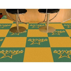 Fanmats - 10681 - Dallas Stars Team Carpet Tiles