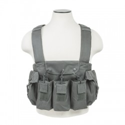 NcSTAR - CVAKCR2921U - Vism By Ncstar Ak Chest Rig/Urban Gray