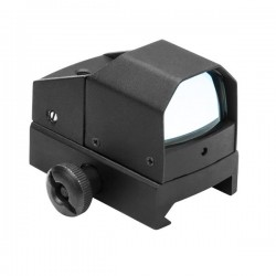 NcSTAR - DXGAB - NcStar Stealth Dot Sight/With Auto Brightness/Green Dot/With Qr Mount/Blk