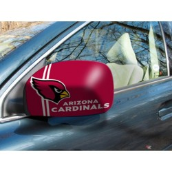 Fanmats - 11866 - NFL - Arizona Cardinals Small Mirror Cover