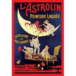 Buyenlarge - 01498-9P2030 - L' Astrolin Peinture Laquee 20x30 poster