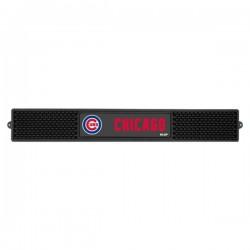 Fanmats - 14042 - Chicago Cubs Drink Mat 3.25x24