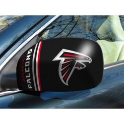 Fanmats - 11867 - NFL - Atlanta Falcons Small Mirror Cover