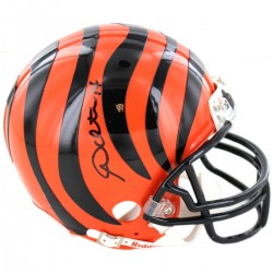 Steiner Sports - DALTMIS000001 - Andy Dalton Signed Bengals Mini Helmet