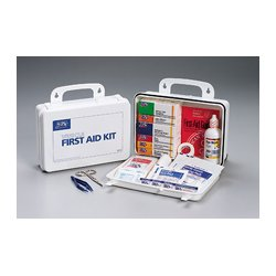 First Aid Only - 220-O - Vehicle kit- 93 piece bulk kit- plastic case w/ gasket- 1 ea.