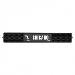 Fanmats - 14043 - Chicago White Sox Drink Mat 3.25x24