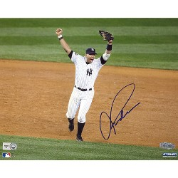Steiner Sports - RODRPHS008092 - Alex Rodriguez Signed 2009 WS Arms Raised Celebration Horizontal 8x10 Photo (MLB Auth)