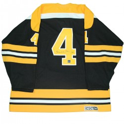 Steiner Sports - ORRBJES000009 - Bobby Orr Boston Bruins Signed Black Retro CCM Jersey: GNR COA