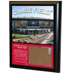 Steiner Sports - CHASPLU008000 - Chase Field 8x10 Dirt Plaque