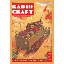 Buyenlarge - 07663-1CG28 - Radio Craft: Mobile Radio Station 28x42 Giclee on Canvas
