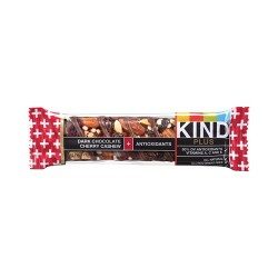 KIND - 17250 - 1.4 oz. Chocolate Cherry Cashew Plus Antioxidants KIND Plus Nutrition Boost Bar; PK12